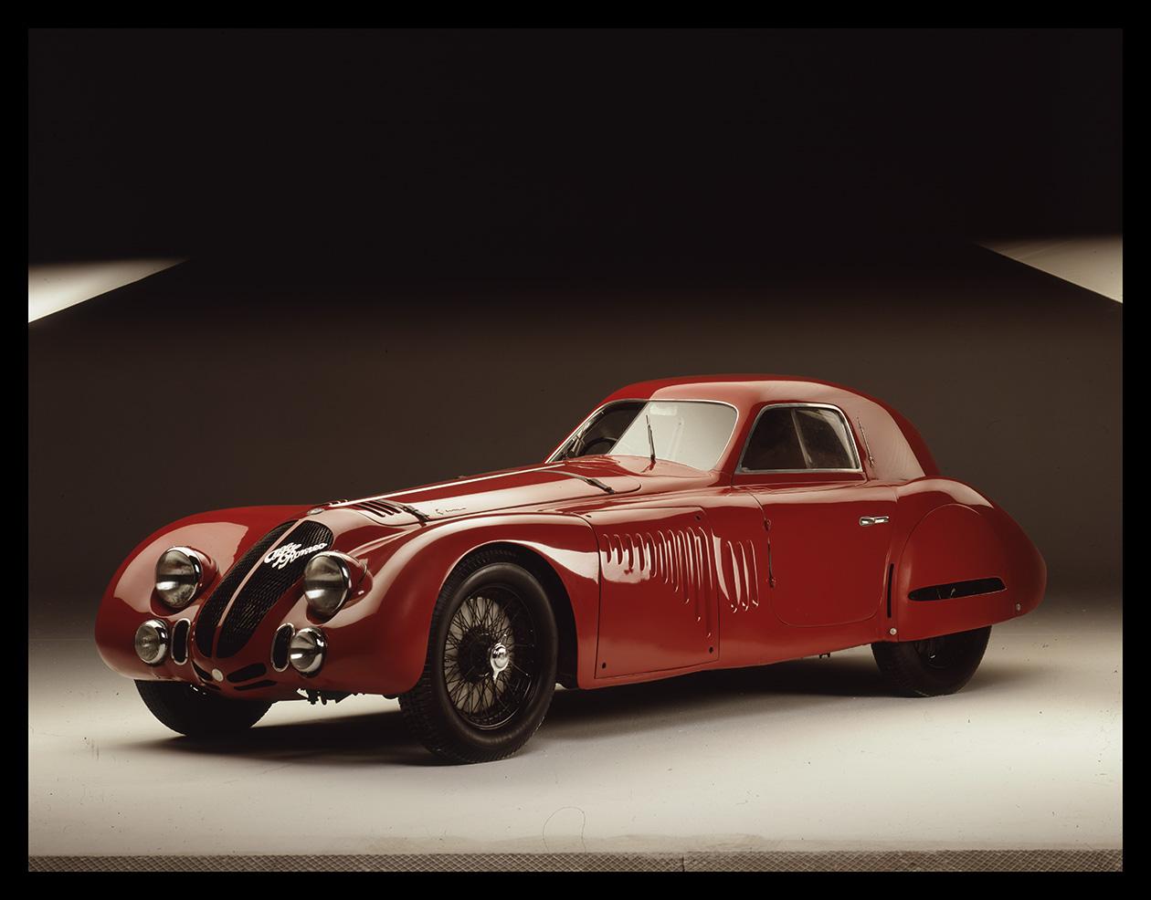 8c 2900 B Speciale Tipo Le Mans