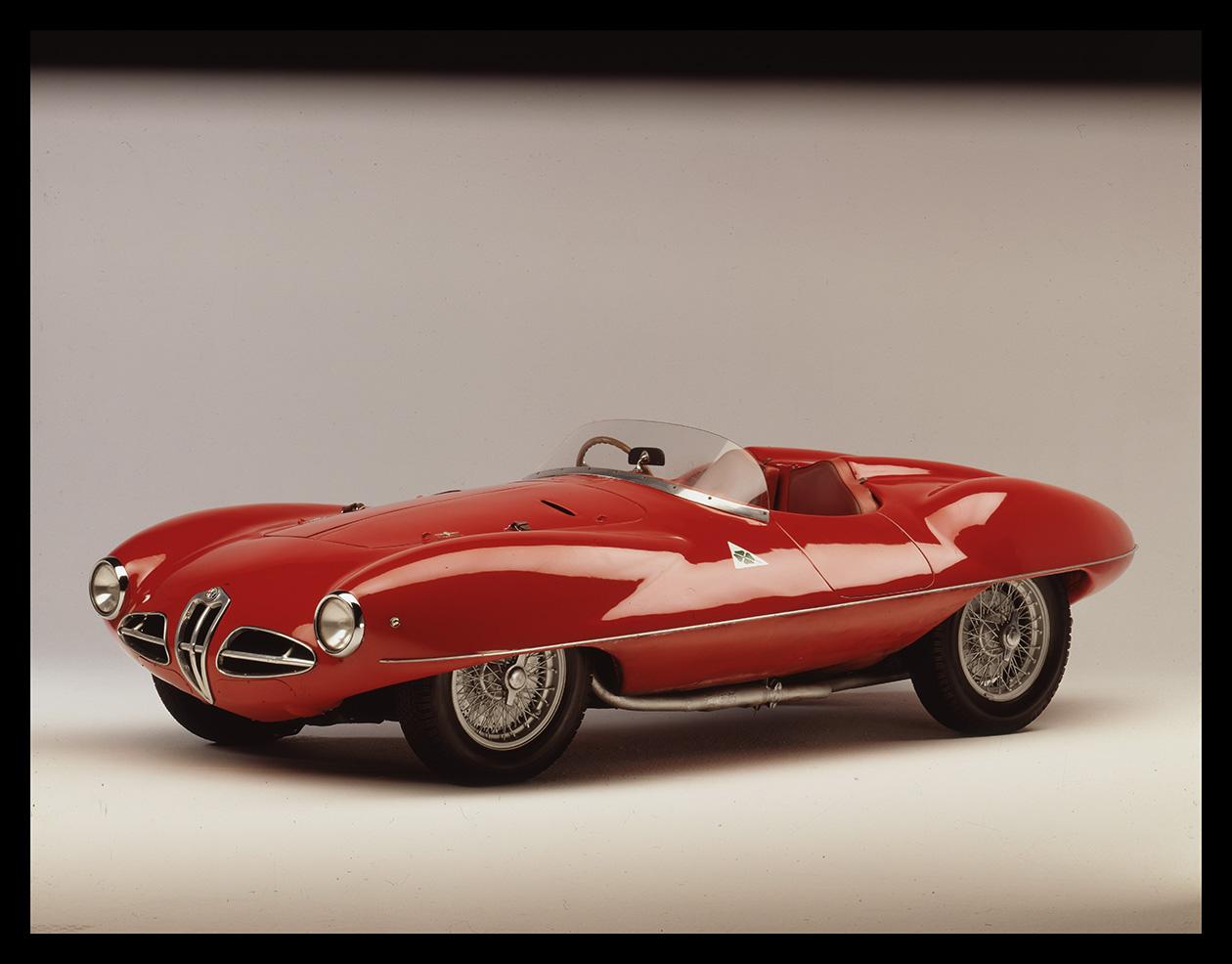 Alfa Romeo Disco Volante >> 1900 C52 Disco Volante